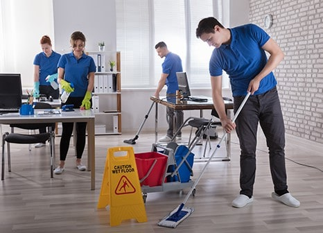 commercial floor care in Tampa, FL